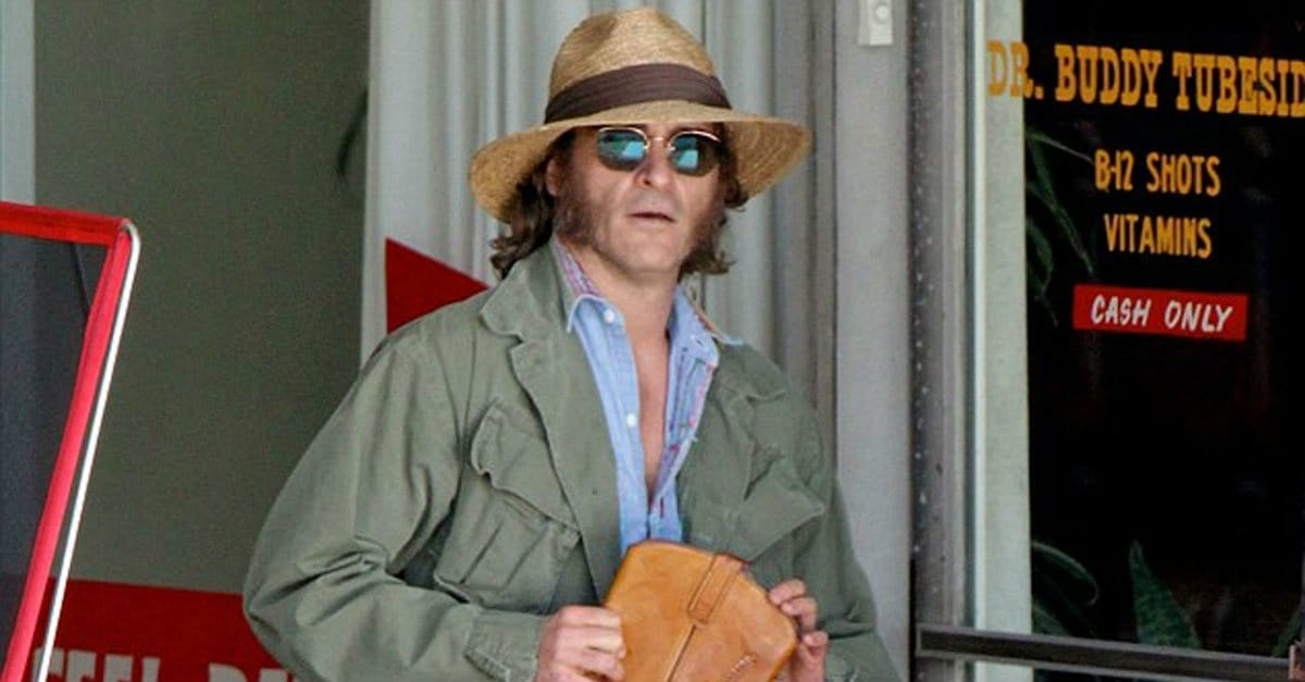Graphic <i>Inherent Vice</i> is, First and Last, an Exercise in Style