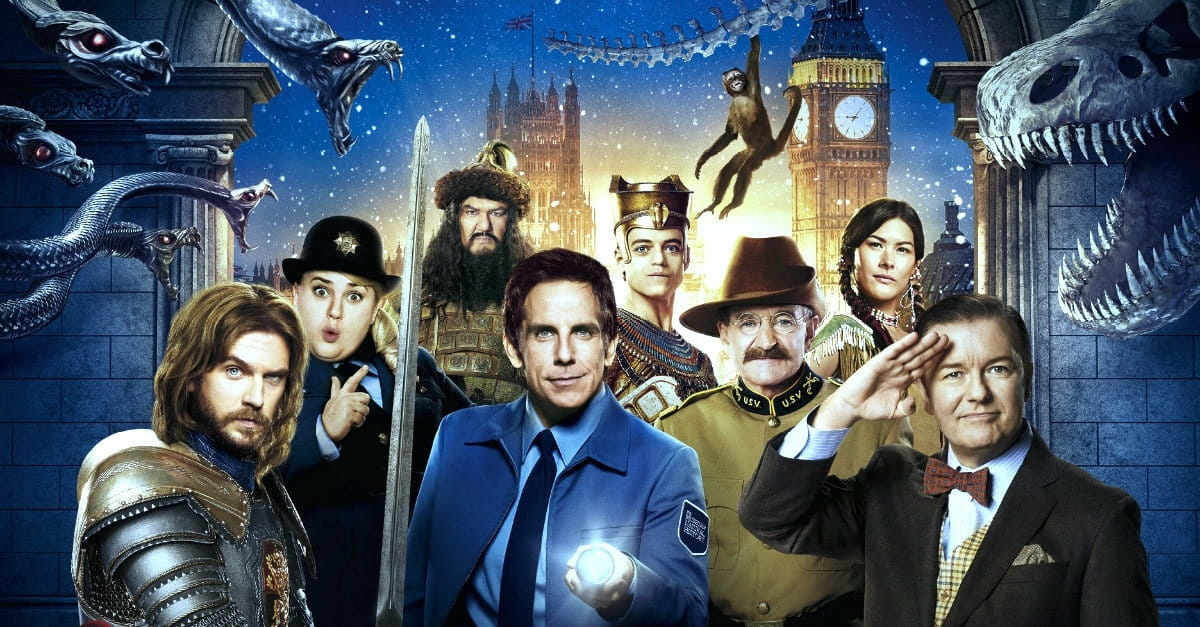 <i>Night at the Museum</i> Franchise is Officially Ready for Mothballs