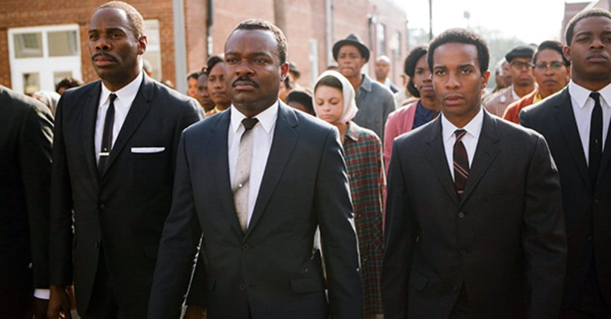 Triumphant <i>Selma</i> Grabs Us by the Lapels and Won't Let Go