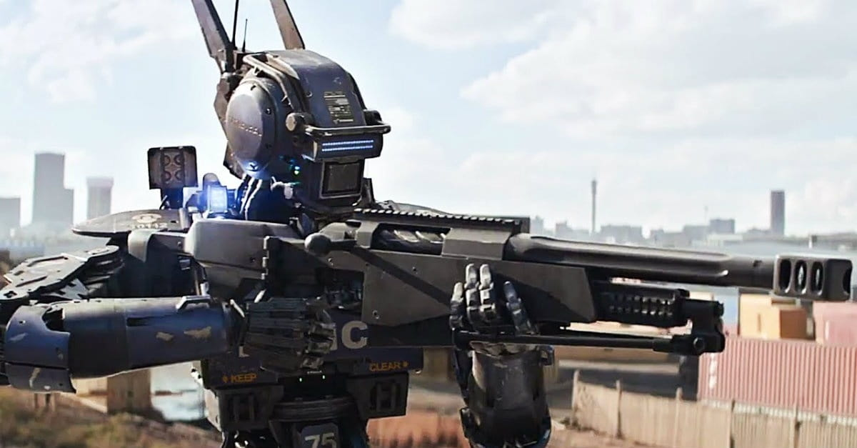 <i>Chappie</i>'s Intelligence is Purely Artificial