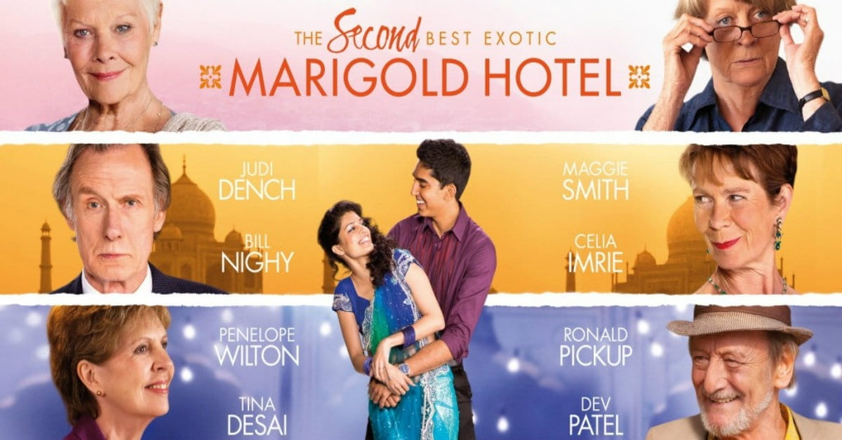 The exotic marigold hotel