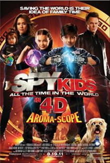 Time is of the Essence in <i>Spy Kids 4</i>