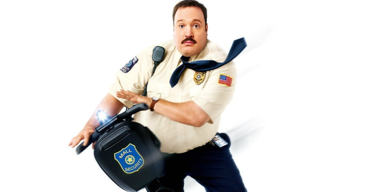 Lightweight And Disposable Paul Blart Sequel Funny Nonetheless
