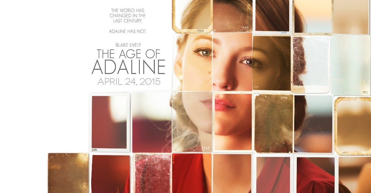 Ford Sparks Otherwise Sputtering <i>Age of Adaline</i>