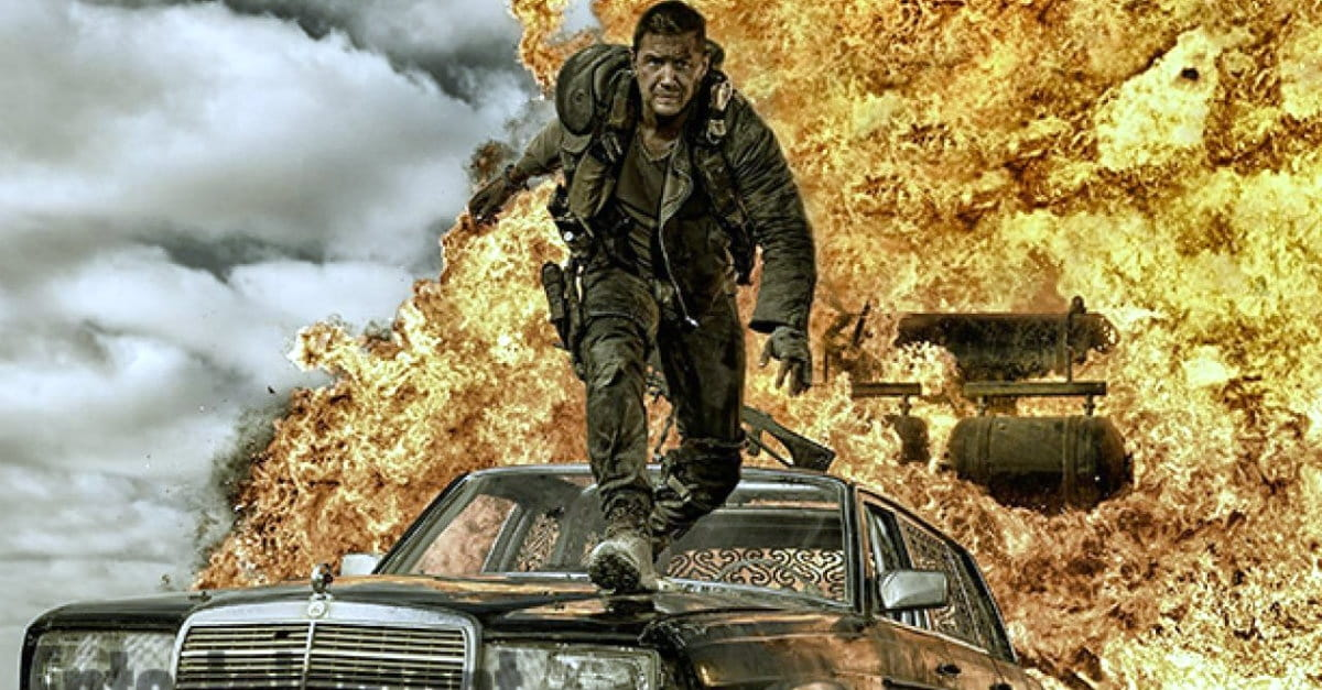 <i>Mad Max: Fury Road</i> Not Just Brilliant Action, but Truly Serious Filmmaking