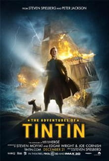 <i>Tintin</i> Cements Spielberg's Reputation
