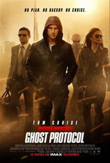 <i>Ghost Protocol</i> Is a Mission Worth Accepting
