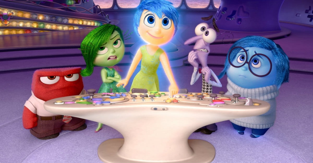 <i>Inside Out</i> a Literal Train Ride of Emotions in the Best Way Possible