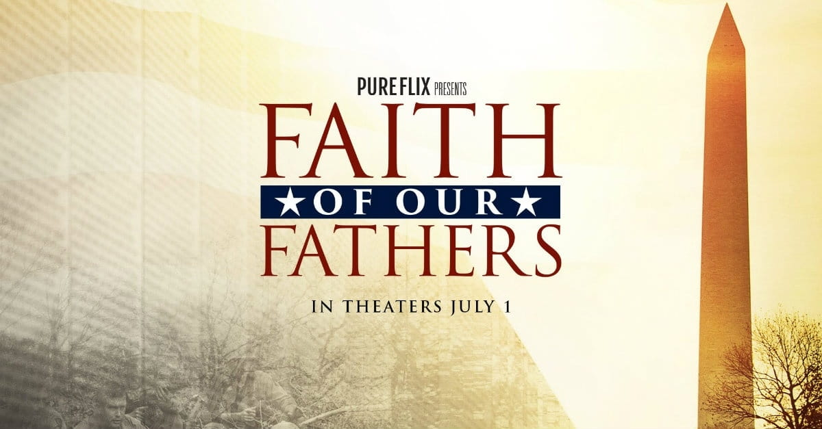 <i>Faith of Our Fathers</i> a Fair Effort in a Genre New to Christian Films