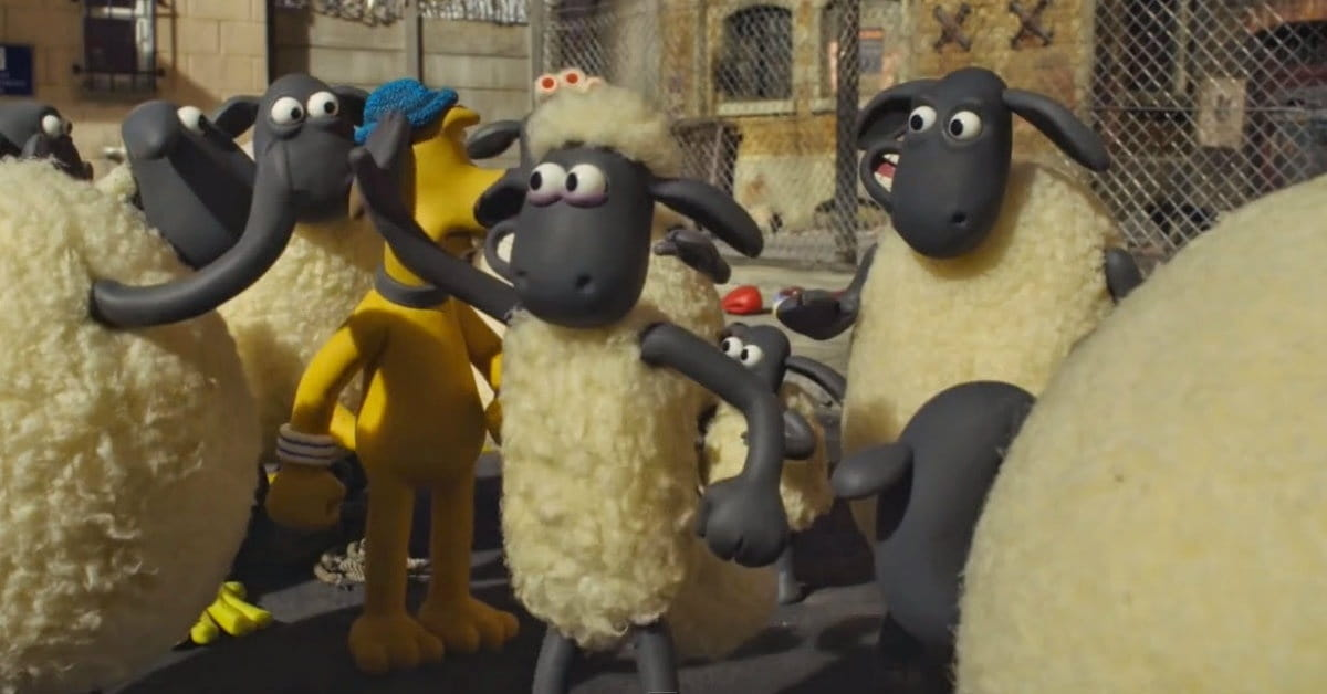 shaun the sheep video movie review christian video review