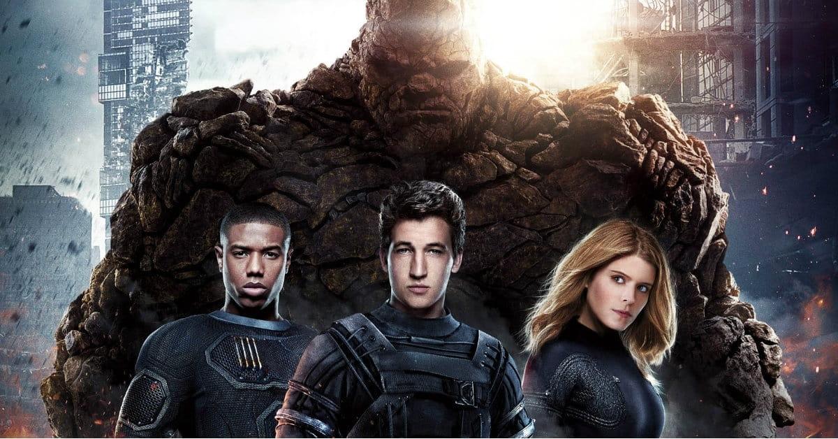 <i>Fantastic Four</i> Written by a Not-So-Fantastic Three