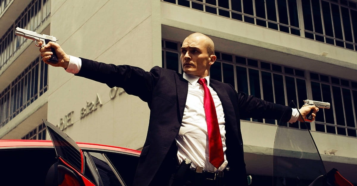 Hitman Agent 47 Moves In Slow Motion Toward Forgettable Movie