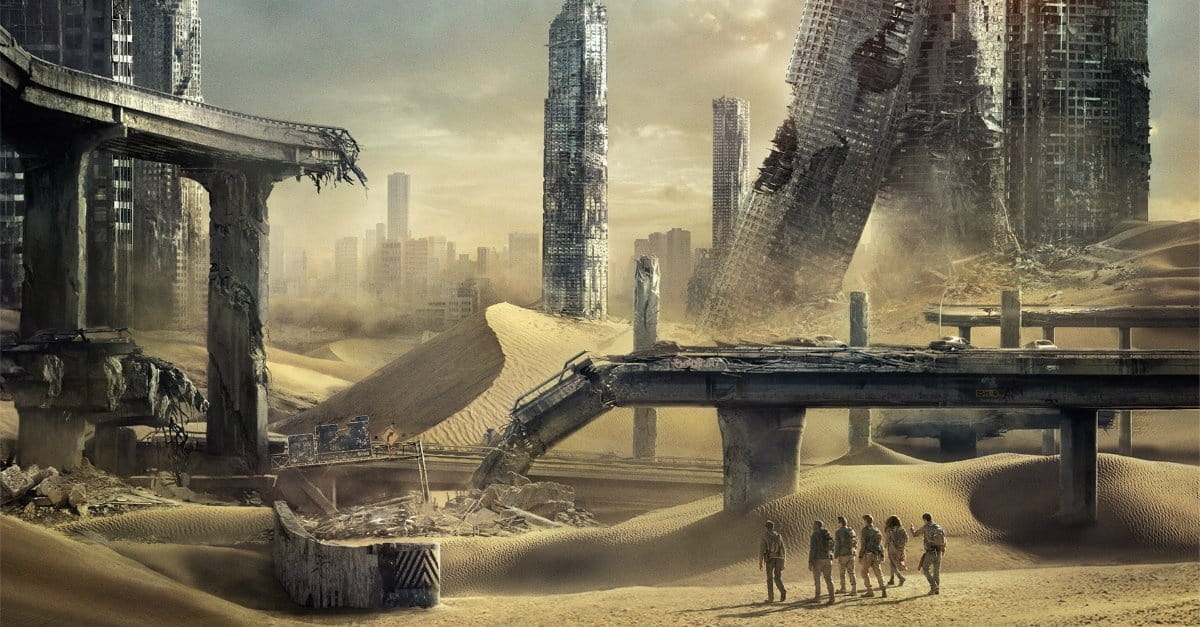 Image result for the scorch trials city""