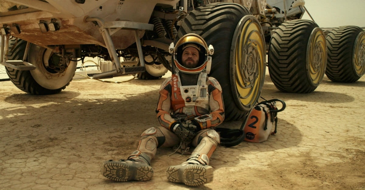 <i>The Martian</i>'s Most Effective Moments Come Too Late