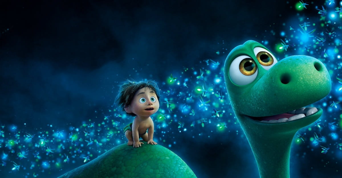 <i>The Good Dinosaur</i> Falls Short of Extraordinary
