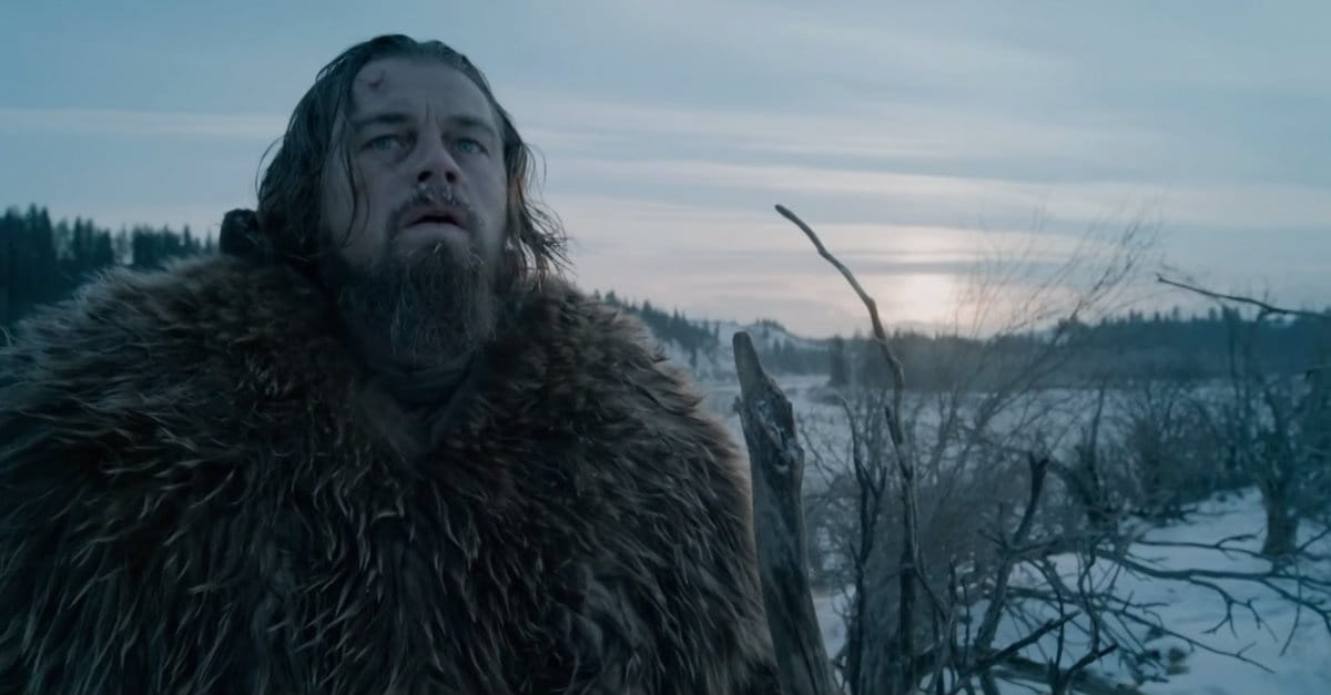 Raw, Brutal <i>The Revenant</i> a Triumph of Spirit and Technique