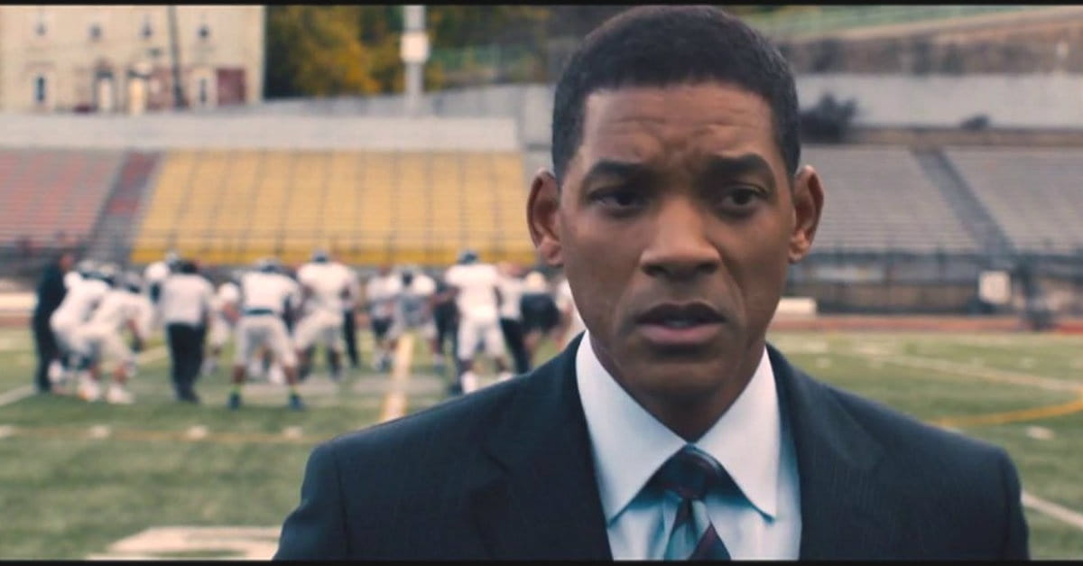 <i>Concussion</i> Tells a Hard Truth; The NFL Blocks It