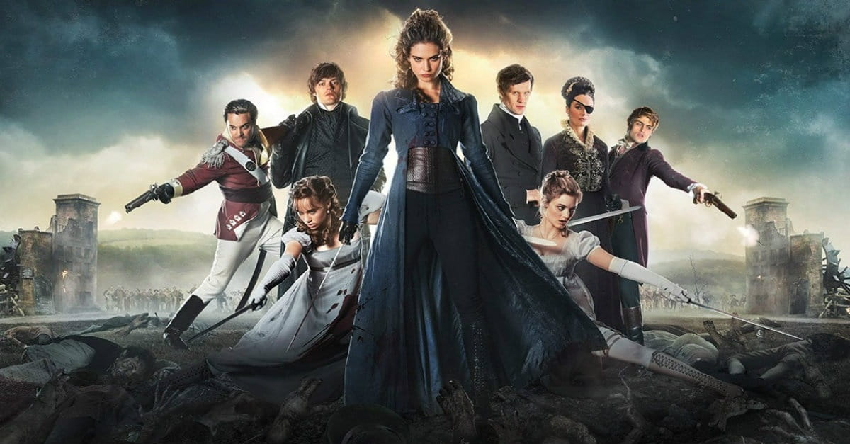 <i>Pride and Prejudice and Zombies</i> More Half-Hearted than Horrifying