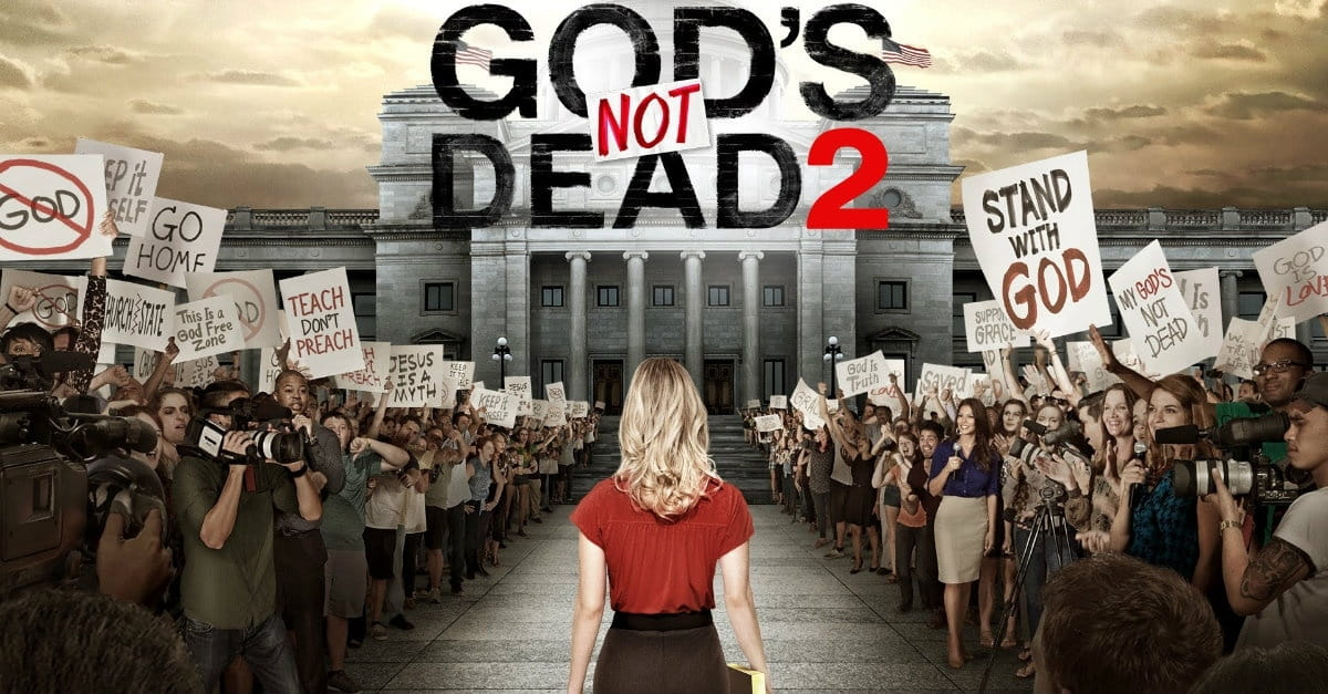 <i>God's Not Dead</i> Sequel Takes 2 Steps Back for Christian Cinema
