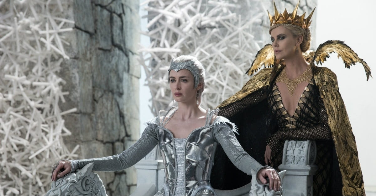 No Fairy Tale Magic for <i>The Huntsman: Winter's War</i>