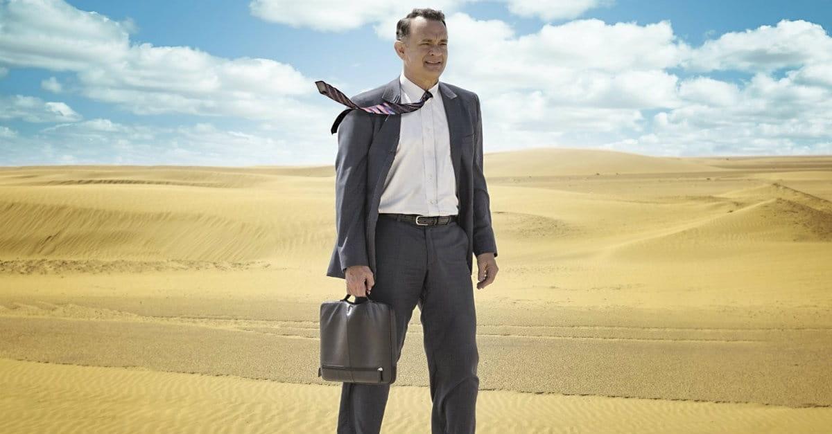 Thanks to Hanks, <i>A Hologram for the King</i> Moves Us Despite Little Action