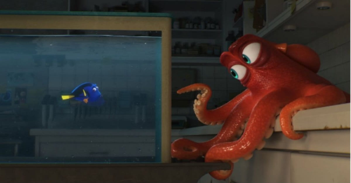 <i>Finding Dory</i> is the Summer Adventure You Won't Forget