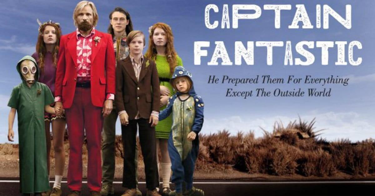 <i>Captain Fantastic</i>: Good for Discussion, Bad for Christians