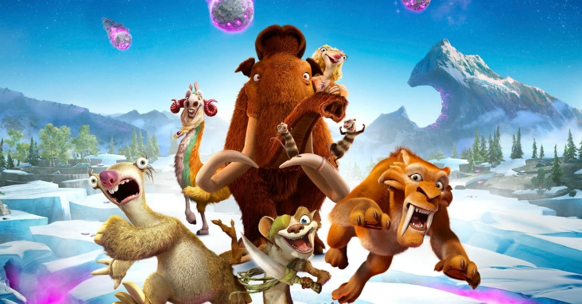 <i>Ice Age: Collision Course</i> Not a Complete Disaster