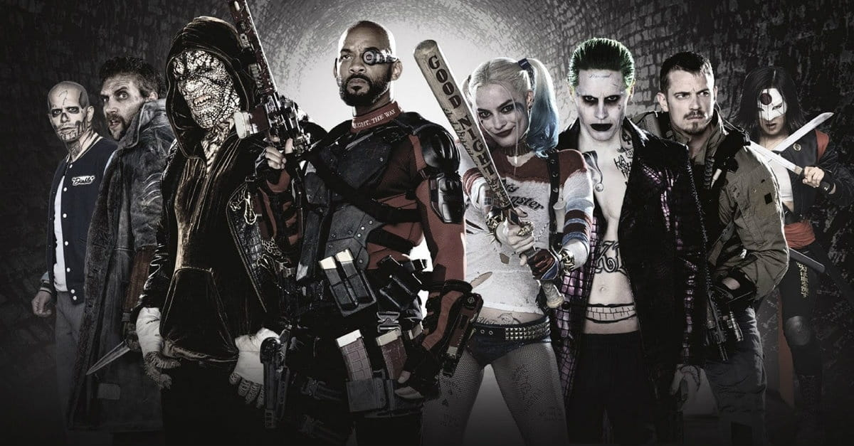 DC's <i>Suicide Squad</i> is Anything but Heroic