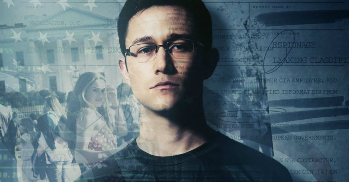 Overly Flattering <i>Snowden</i> Sparks to Life Only Sporadically
