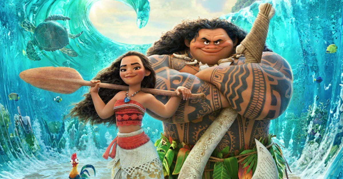 Moana - The New Trailer