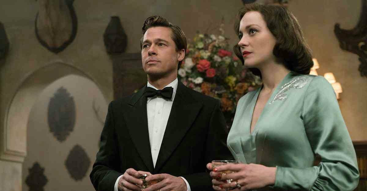 Suspenseful <i>Allied</i> Has the Look of a Classic