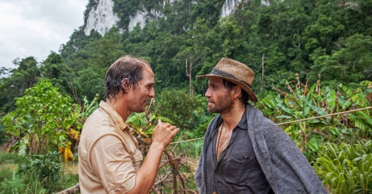 <i>Gold</i> is a Raucous, Raunchy Ride