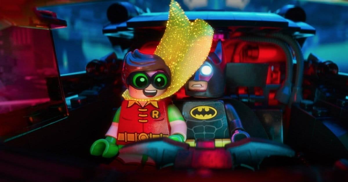 Non-Stop Laughs a Bonus: Lego Batman's a Great Batman ...