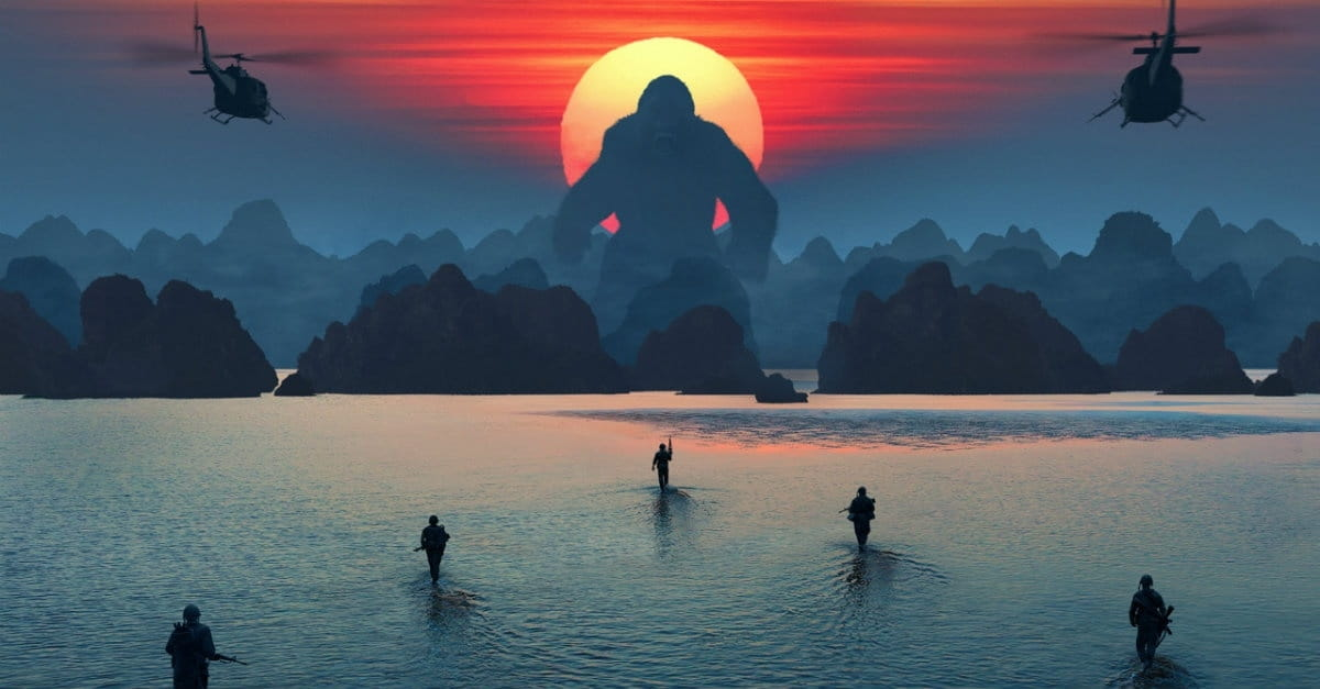 Adventure Doesn't Get Much Bigger Than <i>Kong</i>