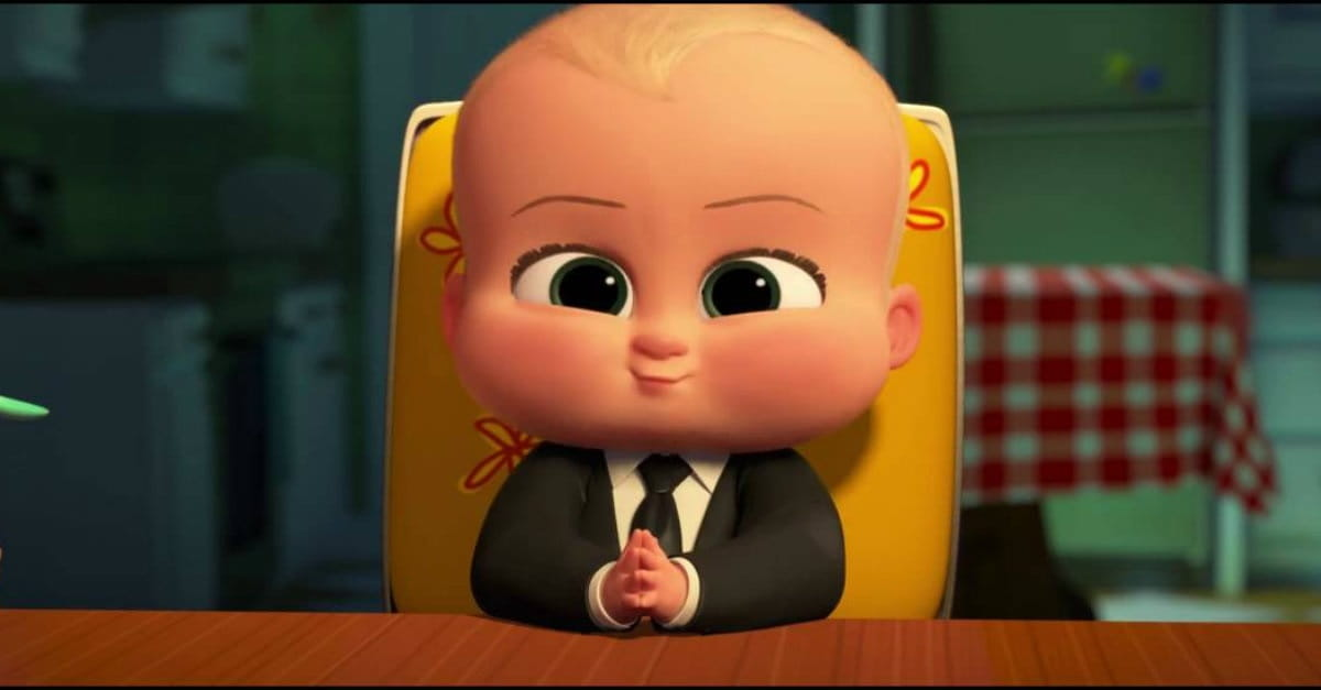 Baldwin Rescues <i>The Boss Baby</i> from Obscurity