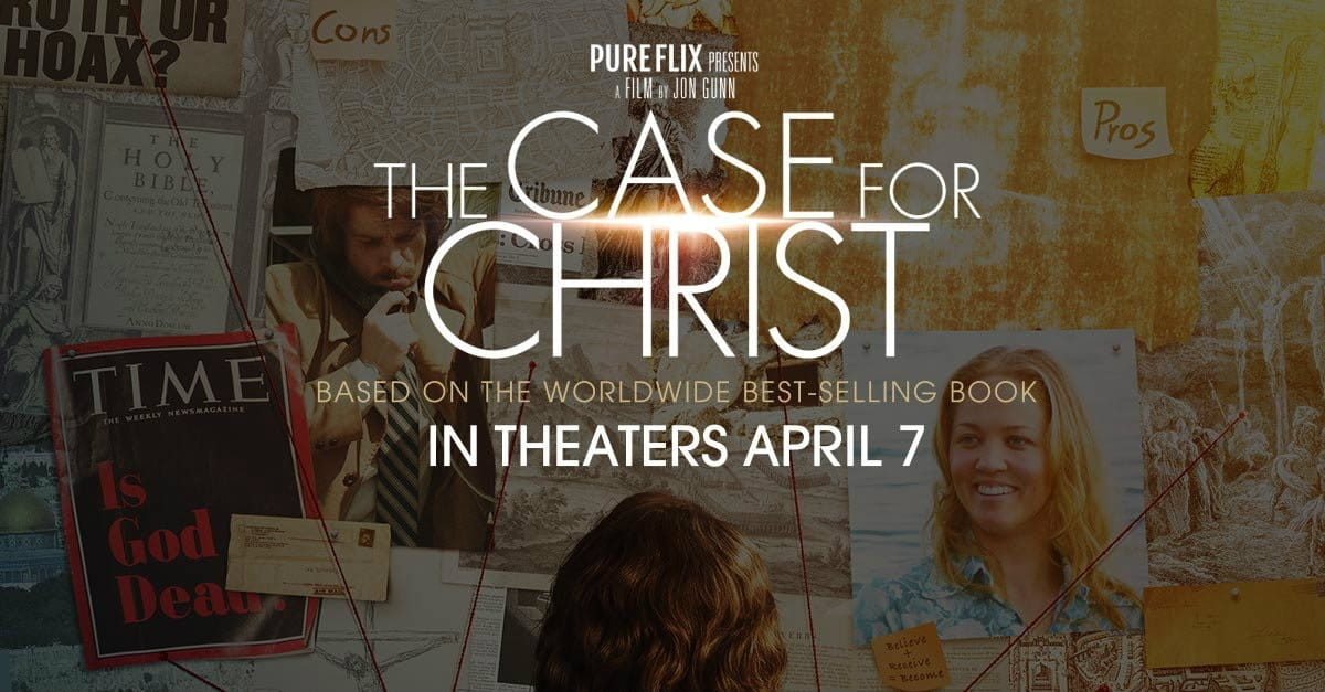 the case for christ makes a strong argument for mass appeal movie