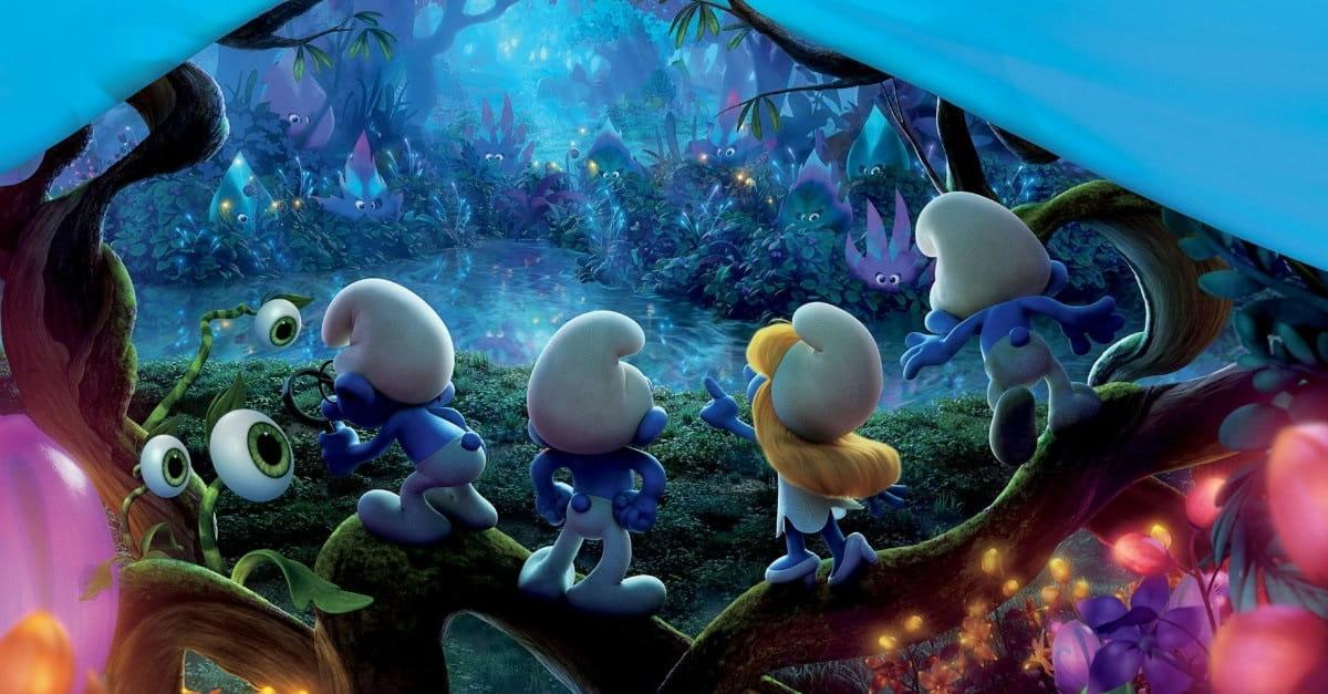 Sweet Ending Saves <i>Smurfs: The Lost Village</i>
