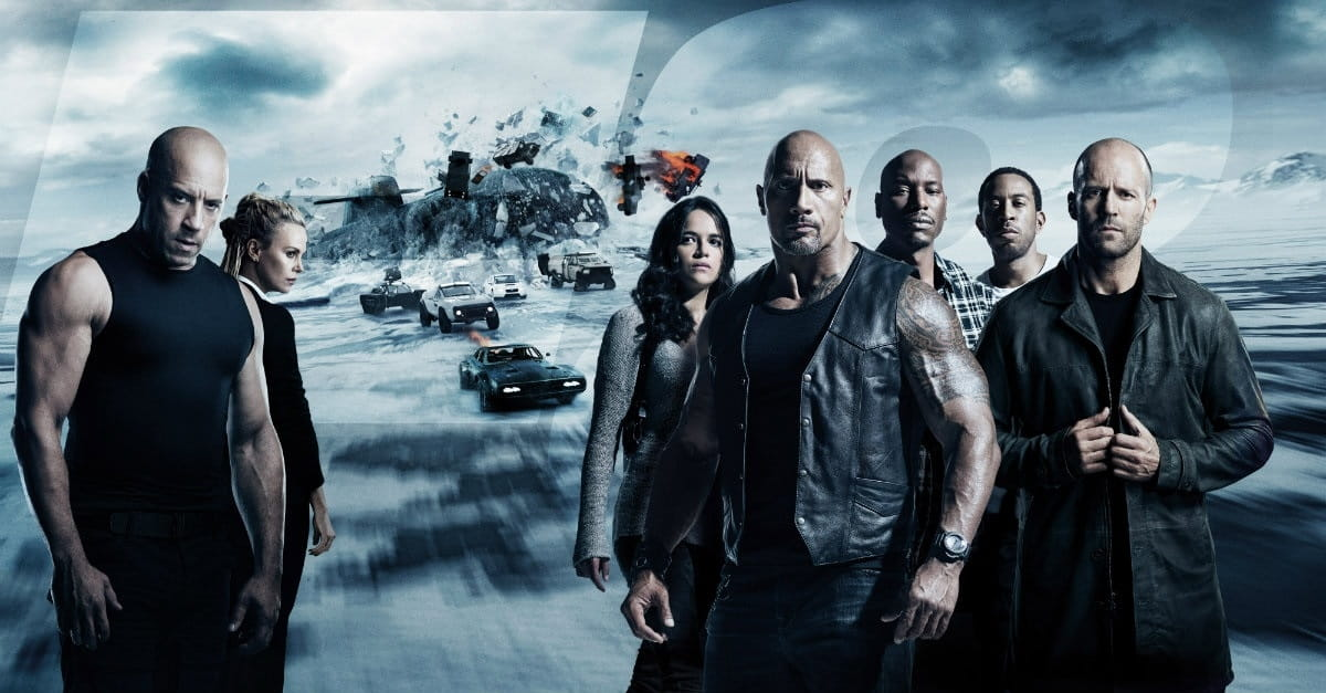<i>The Fate of the Furious</i> Has the Franchise Sputtering into the Future