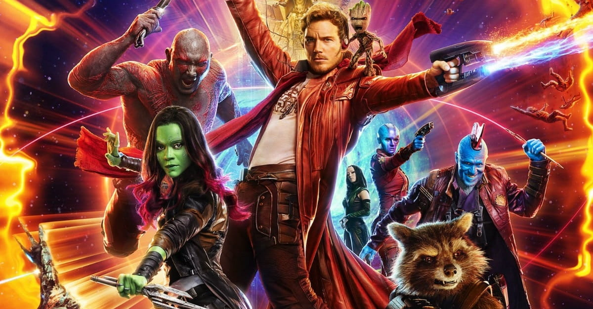 <i>Guardians Vol. 2</i> a Satisfying Mix(tape) of Everything Good