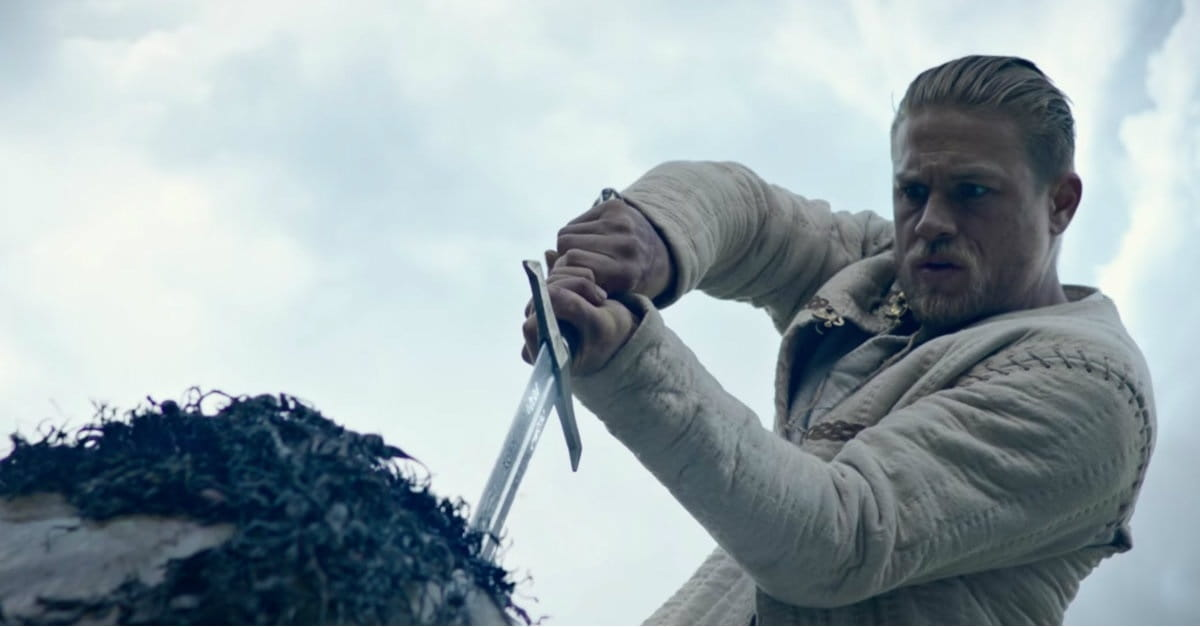<i>King Arthur: Legend of the...</i> Stolen Parts from Better Stories?