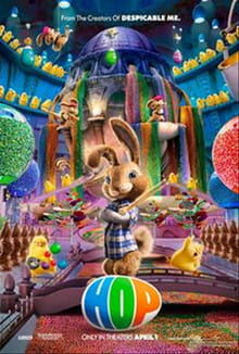 Colorful <i>Hop</i> Exceeds Low Expectations