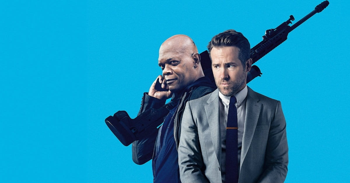 <i>The Hitman's Bodyguard</i> Has a Lot of Brash Buddy Banter and Bad Words