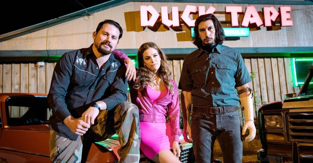 <i>Logan Lucky</i> Takes the Caper from the Casino to the Car Track