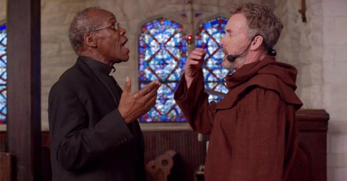 Spiritual Drama, Romantic Comedy Marry in <i>The Good Catholic</i>