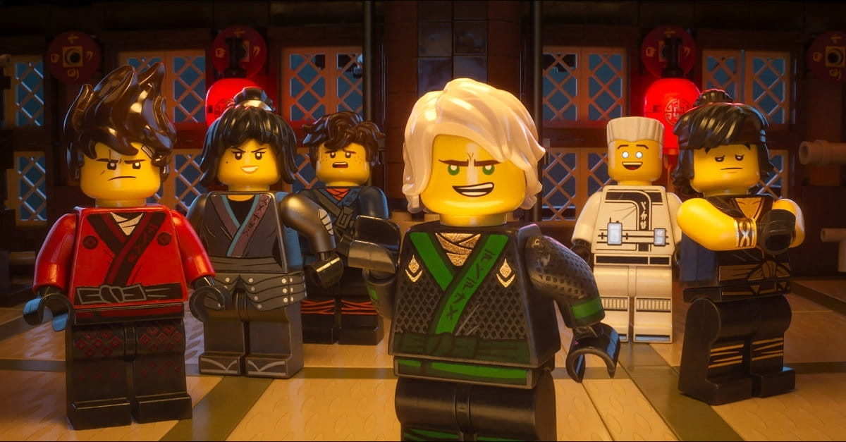 <i>Lego: Ninjago</i> is Forgettable, but Still Fun
