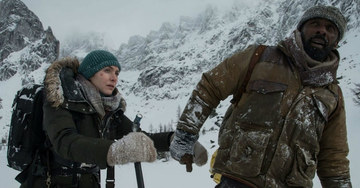 <i>The Mountain Between Us</i> is Alluring but Artificial
