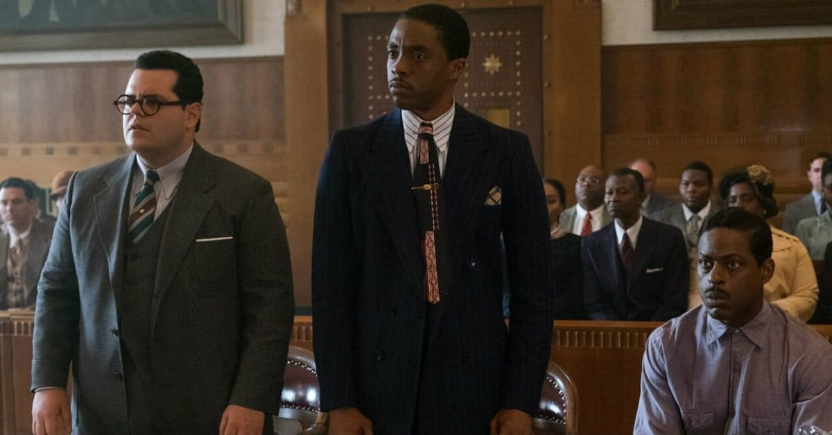 History, Heroism and Legal Drama All Mesh in <i>Marshall</i>