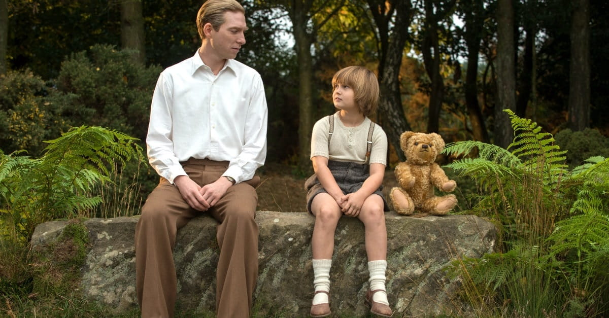 <i>Goodbye Christopher Robin</i> Leans More Eeyore Than Tigger