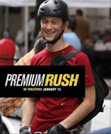 <i>Premium Rush</i> is a Thrill-a-Minute Ride